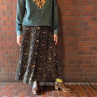 LEON&HARPER  小花柄スカート