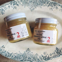 <再入荷!>FUKU JAM FACTORY   GOLDEN  JONAGOLD  APPLE  JAM アップルジャム
