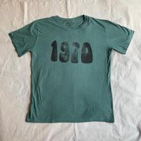 Newtone ニュートーン 1970ロゴTシャツ