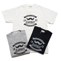 "<seabeads> プリントT-Shirt ""BARBER"""