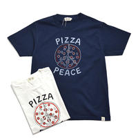 """<seabeads> プリントT-Shirt """"Pizza"""""""