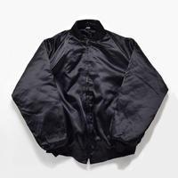 ※残りMサイズのみ【ASW】Sathin Quilt Lining Zip Jacket AWZ-164(ジッパーVer.)