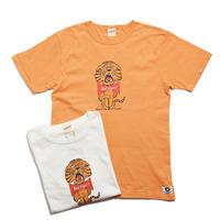 <free rage> リサイクルコットン 「Bad tigger」 T-shirts