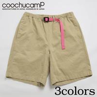 <coochucamp/クーチューキャンプ>  Happy Shorts