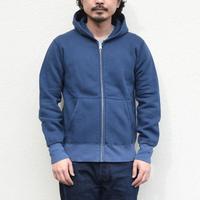 """【3色展開】""""コズン"""" ビンテージライク ジップパーカー Cozun Zip PK Made by Union Special"""
