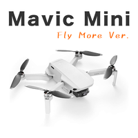 【Mavic Miniをより楽しみたい方へ】Mavic Mini fly more