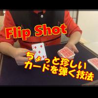 【ダウンロード:レクチャー】Flip Shot
