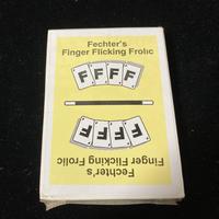 【未使用】FFFFオリジナルデック(黄)