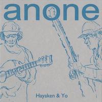 Hayaken&Yo / anone(CD 初回限定版)