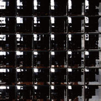 Mirrorll raster  MIR-13 (black)