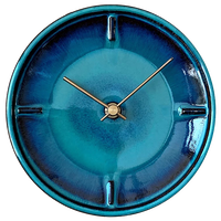 GLAZED CLOCK Z-02(青海鼠釉)