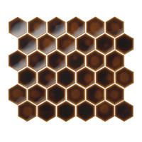 hexaglaze  HGL-40W (brown)