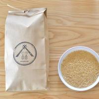 有機無農薬玄米 にこまる 2kg