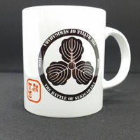 家紋マグカップ