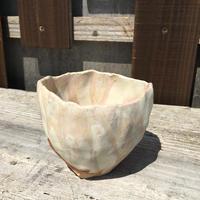 チタン釉彩てびねりカップ