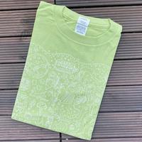 上京20年記念Tシャツ(ライトグリーン)