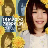 1stシングル「Tampopo Zeppelin」