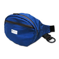 BREATHATEC® INDIGO NYLON WAIST BAG