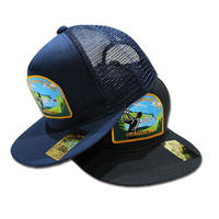 ASTORIA COUNTRY CLUB MESH CAP