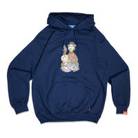 GRIZZLY BEAR JAMBOREE HOODY SWEAT
