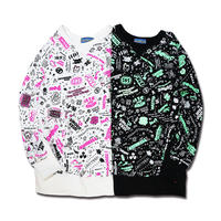 TEENAGER REVERSE WEAVE CREWNECK SWEAT