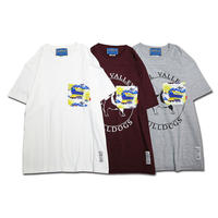 FLYING TRAIN ALOHA POCKET T-shirts