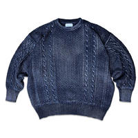FISHERMAN KNIT JUMPER (VINTAGE)