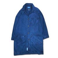 MOLESKIN COAT (藍染)