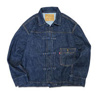 KUNG-FU DENIM JACKET (OW)