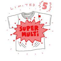 SUPER MULTI T-shirts ver.02