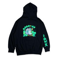 ONIHIME BIG HOODY SWEAT