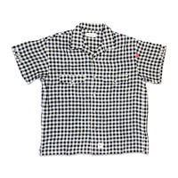 GINGHAM CHECK LINEN SHIRTS