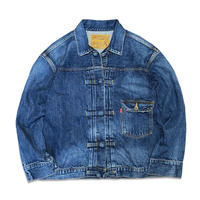 KUNG-FU DENIM JACKET (VINTAGE)