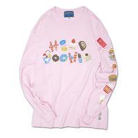 SWEETS GOONIE LONGSLEEVE T-shirts