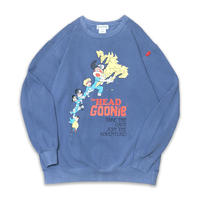 TAKE THE OATH JOIN THE ADVENTURE! PIGMENT DYE CREWNECK SWEAT