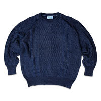 FISHERMAN KNIT JUMPER (OW)
