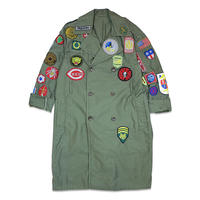 ADVENTURE ARMY COAT (WIDE MODEL)