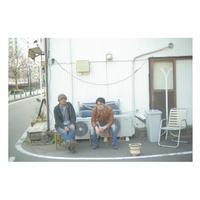 大島輝之&大谷能生『秋刀魚にツナ ~リアルタイム作曲録音計画』