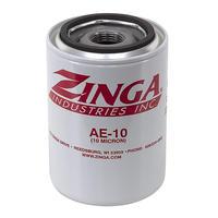 ZINGA AE-10 交換用フィルタ エレメント 10 ミクロン