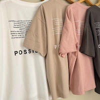 POSSIBILITY Tシャツ