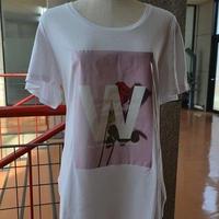 mood feminine Tシャツ