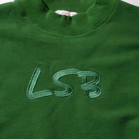 LSB high neck sweat dress