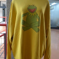 BIG SWEATER / THE MUPPETS ( KERMIT )