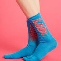 LSB fire socks