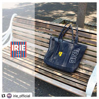 DRIP DENIM TOTE BAG - IRIE by irielife