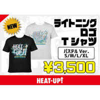【NEW】ライトニングロゴTシャツ【2色】