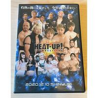 HEAT-UP DVD Vol.107 2020.12.7 新百合ヶ丘大会