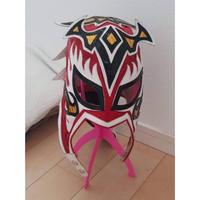 【1枚のみ】レッドイーグル試合用マスク