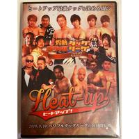 【発掘DVD】HEAT-UP DVD Vol.96 2019.03.10  パワフルタッグリーグ2019開幕戦