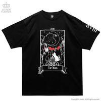 【LISTENFLAVOR】月の暗示タロットメガBIG Tシャツ【2010503】